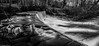 Aguas de metal (Perluti) Tags: longexposure winter bw water waterfall agua flickr bn nd invierno euskadi araba cascada gorbea paísvasco ura álava baias bayas largaexposición polarizador negua urjauzia nd8 sarría perluti mikelaguirre