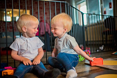 Best Friends for Life (AlexVan) Tags: love toys twins europe poland geography bestfriends lodz