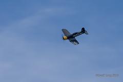 Vought F4U Corsair-18 (Clubber_Lang) Tags: airshow corsair farnborough f4u vought fia2016