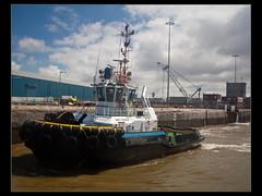 IMG_3470 Smit Donau (mikemcfallphotography) Tags: smitdonau smit liverpool liverpooldocks liverpoolwaterfront rivermersey mersey merseyside mikemcfall michaelmcfall tug tugboats tugboat