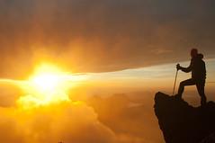 Kerinci (detania) Tags: kerinci trek trekking climb hiking gunungtujuh mount mountain gunung volcano holiday vacation sumatra travel culture adventure indonesia