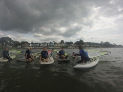 Beginners Windsurfing Lessons - July 2016