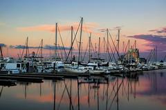Mainmasts (Tim Pohlhaus) Tags: fells point baltimore city harbor patapsco river maryland saiboat mainmasts
