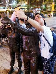 2.0-29 (Enix Xie) Tags: taiwan taichung travel trip journey life enjoy streetsnap street people view landscape taipei blackandwhite nikon f2a nikonf2photomica photomic nikkor nikkoraf55f28micro n55 kodakcolorplus200 kodak filmcamera  apple iphone iphone6   ximen ximending