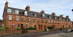 Railway houses, Brora Scotland (breedlux) Tags: brora houses housr terraced terracedhouses