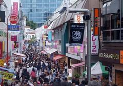 Takeshita Street (gama_cat_) Tags: tokyo harajuku