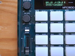 _0040250 (ghostinmpc) Tags: akai mpc500 ghostinmpc custommpc