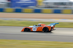2016_07_LMC_P6_Gulf_Mirage_n43_0_2 (Daawheel) Tags: vintage classic car racing automotive automobile race historic legend motorsport sportscar revival 2016 le mans lemans france lemansclassic gulf mirage