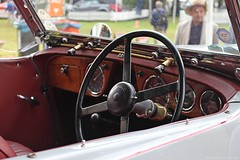 1937 - Lagonda LG 45 Open Tourer -1 (Oldtimers en Fotografie) Tags: oldtimersfotografie fotograaffransverschuren fransverschuren oldcars classiccars oldtimers 1937 lagondalg45opentourer lagonda lg45 opentourer prewar concoursdelegance2016 concoursdelegance paleishetloo cardetail