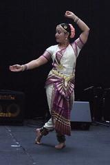 London Mela (2016) 10 - Ragasudha Dance Group (KM's Live Music shots) Tags: worldmusic india bharatatanatyam ragasudhadancegroup dancers londonmelathedrumatwembley