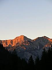 Alpenglhen (PyriteSoulfox) Tags: austria sterreich alpen alps mountains tirol alpenglhen alpenglow sonnenaufgang sunrise