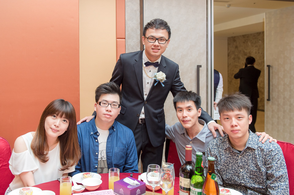 台南婚攝 情定婚宴城堡永康館 婚禮紀錄 C & V 106
