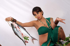 South Actress SANJJANAA Photos Set-6-Mahanadi Clips (3)