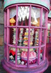Harry Potter World (TwinLotus II) Tags: harrypotterworld tea cake pink birthday family hollywood