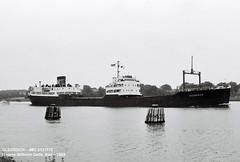 GLEDDOCH (5131775) (001-00.00.1968) (HWDKI) Tags: gleddoch imo 5131775 schiff ship vessel hanswilhelmdelfs delfs kiel nordostseekanal nok kielcanal schlp rendsburg bulkcarrier massengutfrachter bulker port glasgow lithgows ore carrier