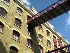 Saint John's Warehouse (Avvie_) Tags: frances coles london east spitalfields aldgate whitechapel jack ripper stepney wapping catherine wheel alley swallow gardens st georges mortuary