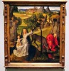 2016.02776a The Burrell Collection, 20 September 2016. Flight into Egypt, c. 1465-70. Master of the Prado Adoration of the Magi. (jddorren08) Tags: glasgow burrellcollection scotland fineart decorativearts embroidery needlework ceramics paintings sculpture tapestries armour glass neareasterncarpets orientalart rugs sirwilliamburrell sonyalphaa6000 sigma30mm daviddorren jddorren masterofthepradoadorationofthemagi flightintoegypt