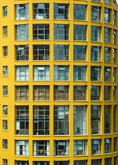 Windows Of Perception (Douguerreotype) Tags: london uk abstract british buildings yellow window city architecture britain urban gb england