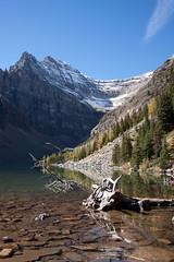 Lake Agnes, near Lake Louise, Alberta, Canada (SteveJCHicks) Tags: lake agnes alberta canada louise