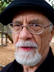 Mr. Moses (DWO630) Tags: old man lens beard prime glasses pentax moses q