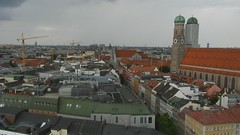 video 02 Munich vistas panoramicas desde la torre de la Iglesia de San Pedro, Alter Peter , viejo Pedro Alemania (Rafael Gomez - http://micamara.es) Tags: from old tower church germany munich münchen de bayern deutschland bavaria la video san torre von iglesia kirche panoramic pedro peter views panoramicas alemania vistas turm alter der viejo videos vom desde alte baviera panoramablick