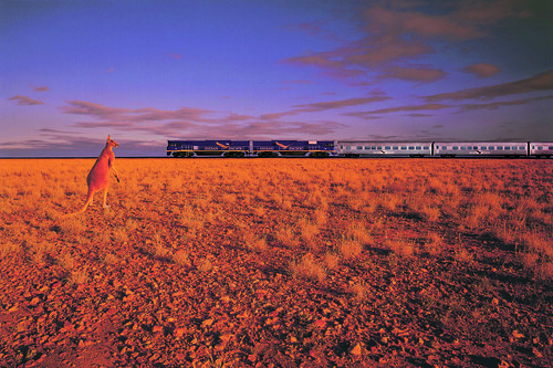 Indian Pacific, Great Southern Railway, Australia