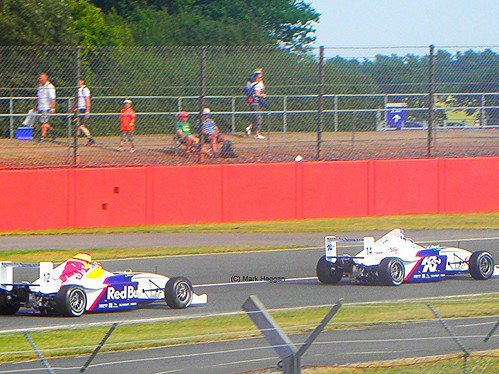 Formula BMW Racing at the 2010 British Grand Prix