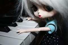 Byul Humpty Dumpty, Erika (Rainbows Unicorns And Love) Tags: white doll wig humpty dumpty byul