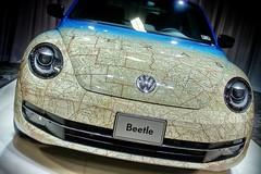2013 VW Beetle ~ Texas State Fair Edition (Neilheeney) Tags: new vw bug volkswagen cool paint texas map unique tx sony statefair beetle cybershot custom limitededition rx100 dscrx100