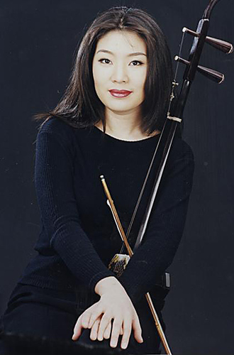 Erhu: Song Fei  宋飞: 二胡