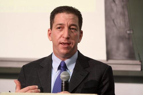 From flickr.com: Glenn Greenwald {MID-156592}