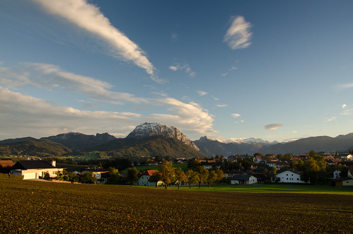 Traunstein in Fall II