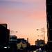 Sunset Sky in Brickfields