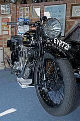 1938 500cc OHV Sunbeam A25 - Sammy Miller Foundation Trust Museum (Digidiverdave) Tags: vintage historic motorbike motorcycle veteran sunbeam classicbike davidhenshaw sammymillermotorcyclemuseum