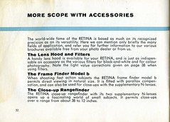Kodak Retina IB - Instructions For Use - Page 32 (TempusVolat) Tags: kodak retina ib 1b instruction guide instructions manual camera 1950s art design graphics scan film 35mm vintage photography instrument information info old scanned scans mrmorodo gareth retinaiic retina2c bigc viewfinder chromeage kodakag booklet howto book reading read pages steps printed material shared pamphlet leaflet tempusvolat tempus volat big c ii epsonscanner flickr getty interesting image picture gw scanner scanning epson perfection v200 photoscanner epsonperfection garethwonfor mr morodo