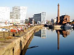 Liverpool (Mickmac37) Tags: liverpool reflections albertdock merseyside rivermersey mickmac37