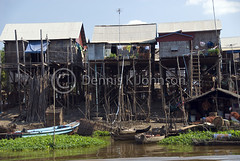 Tonle Sap Lake (dkjphoto) Tags: travel lake fish tourism home water river boat fishing asia cambodia seasia cambodian tour village tide tourist siemreap stilt raised tonlesap