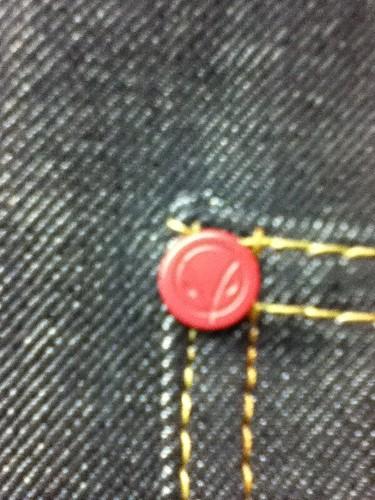 A picture of item #hiutdenim