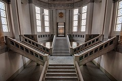 Urbex The Courthouse (Brian Precious Decay is BACK!) Tags: urban castle abandoned monument nikon ruins decay exploring places haunted ruine forgotten villa courthouse chateau exploration deserted klooster kasteel urbex d90 verlaten leegstaand