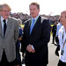 Australian Grand Prix Chairman, Ron Walker, Premier Ted Baillieu and Australian Grand Prix Corporation CEO, Andrew Westacott
