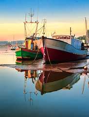 Woodbridge_RiverDeben-123_4_5-Edit-Edit (smiffyspics) Tags: sunrise landscape dawn suffolk woodbridge riverdeben