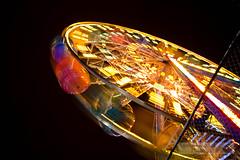 2012-08-27 Vancouver PNE Westcoast Wheel_13.jpg (Michael Schmidt Photography Vancouver) Tags: longexposure carnival light night moving motionblur amusementpark rides vancouverbc playland pne westcoastwheel wwwflickrcomphotosdmichaelschmidtsets michaelschmidtphotographyvancouverbc wwwmichaelschmidtphotographycom