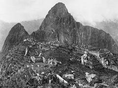 El descubrimiento de Machu Picchu (Aguas Calientes, 1912)