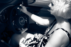 life in the fast lane (stocks photography.) Tags: stocks audi mygirl carphotography lifeinthefastlane leicaleica leicasummicron35mm stocksphotography michaelmarsh m9leica m9p ifihadhairitwouldhavebeenblownaboutabit