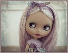 Breanna is up :) (*Sweet Days*) Tags: alpaca ginger doll sweet tan lavender days lilac blythe prima custom dolly tanned sbl suri reroot sweetdays