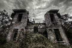 Time will have no mercy (ilcorvaccio) Tags: sky urban abandoned rotting ruins solitude decay ruin eerie spooky dirt abandon urbanexploration doom rotten sorrow atmospheric decaying decadence ue urbex abbandono sigma1020 degrado wwwalessandrosiccocom