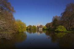 St James's Park (aurlien.) Tags: london day clear stjamesspark tse tiltshift canoneos5dmarkii eos5dmarkii tse24mmf35lii canontse24mmf35lii