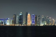 Doha skyline (Jos5941) Tags: