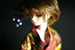 Nirvana (h5ly) Tags: bjd bluefairy mayv