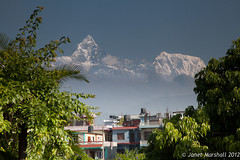 Shangri la (Janet Marshall LRPS) Tags: nepal shangrila himalaya pokhara annapurna macchapuccharefishtail